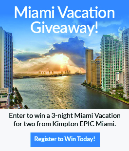 Miami Vacation Giveaway!