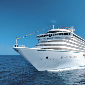 Crystal | New Caribbean Sailings