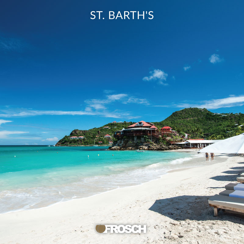 Destination Spotlight: St. Barths