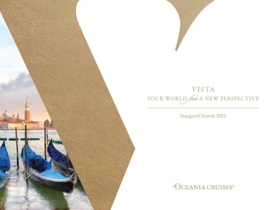 Oceania Vista Itinerary Guide